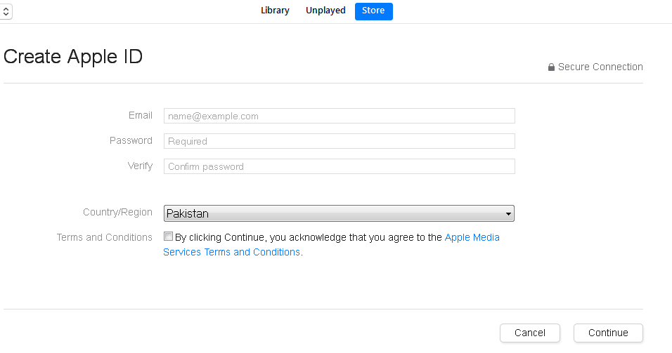 How To Create New Apple ID Free Without Credit Card (Picture