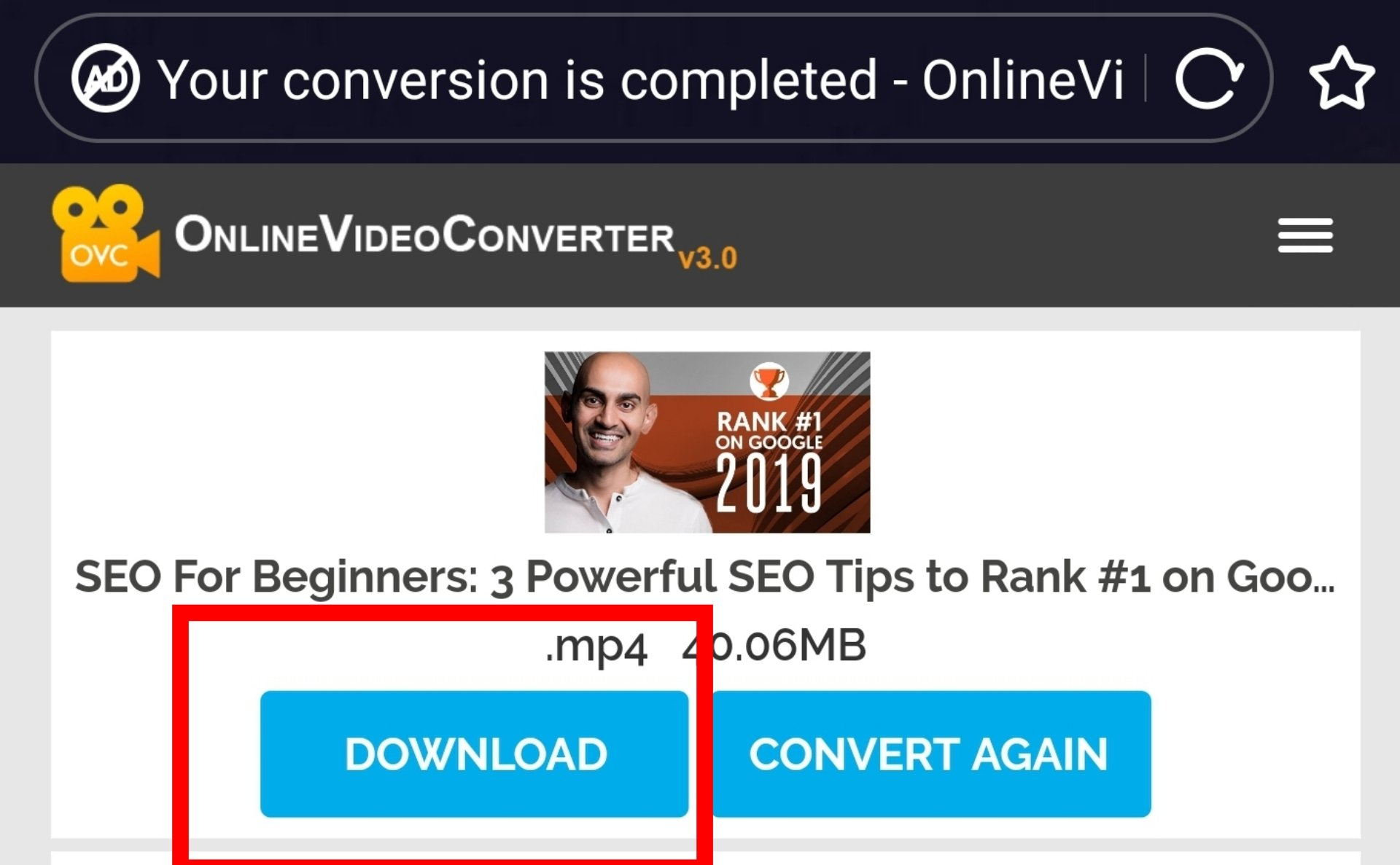 How to download YouTube Video For Mobile and PC (simple and easy)