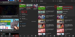 How to Delete YouTube Search history in Android Phone 2019